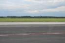 Modlin - zwiedzanie lotniska